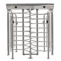 Biometric Full Height Turnstile Berrier Gate