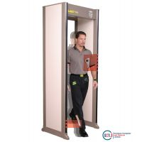 Garrett PD 6500i  Walk-Through Metal Detectors archway Security gate 33 Zone