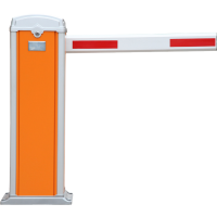 Best Intelligent Vehicle/Car Parking Barrier Gate System