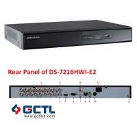 Hikvision DS-7216HWI-E2 CCTV Camera DVR in Bangladesh