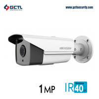 HIKVISION DS-2CE16C0T-IT3F 1MP, 40 Meter IR Bullet CCTV Camera