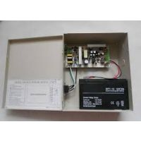 POWER SUPPLY WITH BATTERY BACKUP And LED Indicator(3AMP)