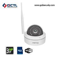 MAPESEN MP-F1B5I302-WT 3MP WiFi SD Card Vandal proof Dome Camera