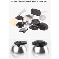 Security Tag Detacher EAS Tag Remover Magnetic Intensity