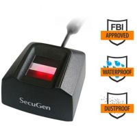 SecuGen Hamster Pro 20 Biometric Fingerprint Scanner