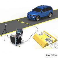Under Vehicle Surveillance scanner in Bangladesh