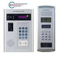 ZHUDELE ZDL-980C83R VIDEO DOOR PHONE
