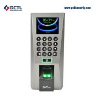 ZKTeco F18 Fingerprint Access Control Time Attendance Machine
