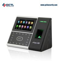 ZKTeco uFace302 Face and Fingerprint Multi-Biometric Time Attendance System