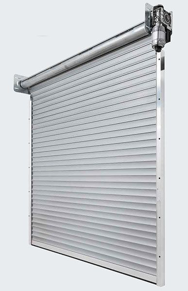 Automatic Rolling Shutter for shop