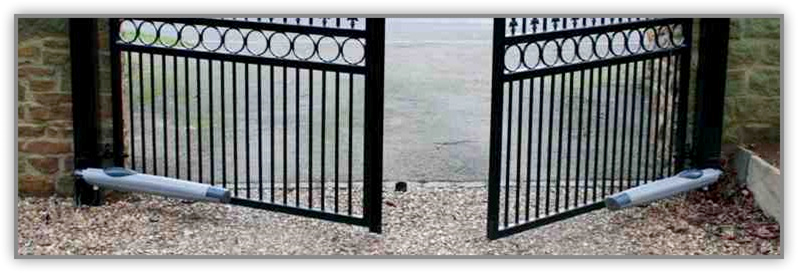Automatic Swing Gate in Bangladesh