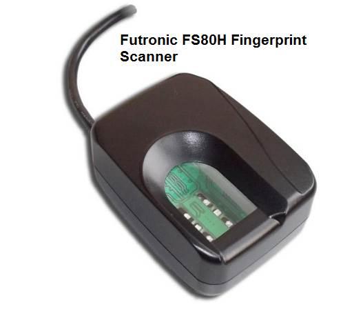 Futronic-FS80H-Fingerprint-Scanner in Bangladesh