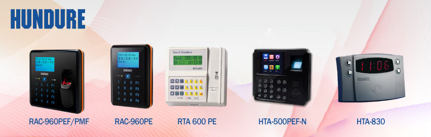 Hundure Access Control Time Attendance System