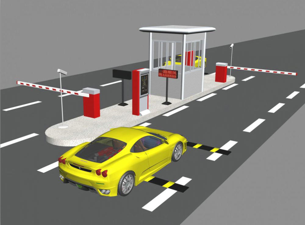 Automatic Barriers Gates