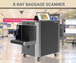 X-ra Baggage Scanner