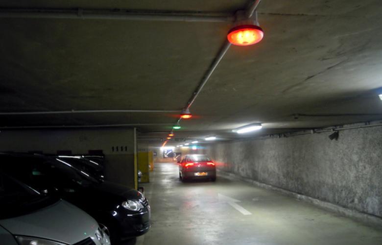 Car Parking Bay LED Indicator in Bangladesh
