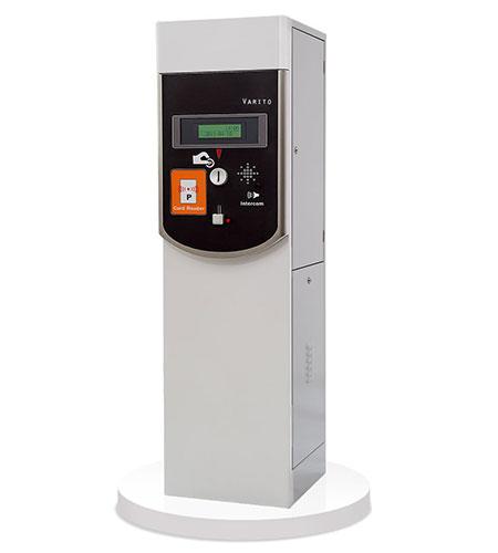 Car parking ticket system (Exit Station