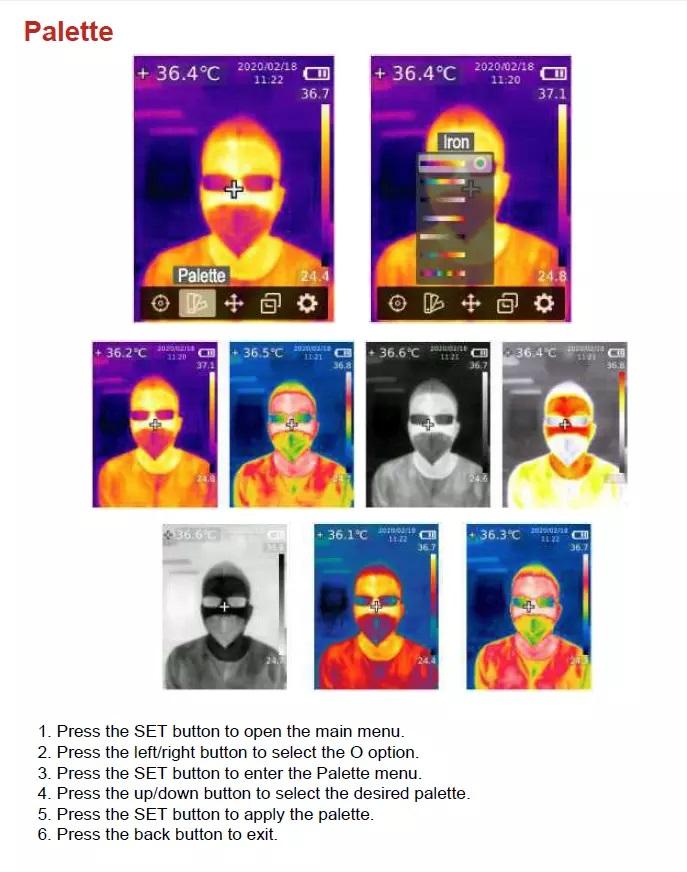 Digital Infrared Thermal Imaging bd