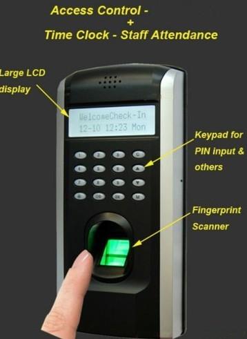 Fingerprint Time Attendance System Price In Bangladesh