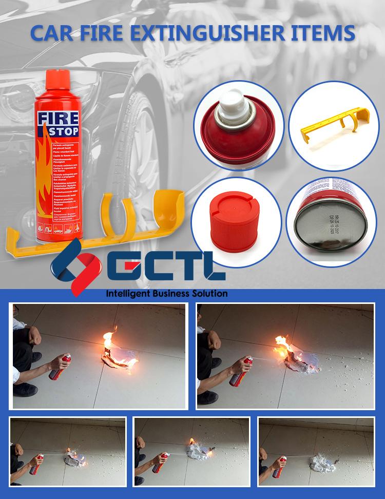 Car Fire Extinguisher in Bangladesh