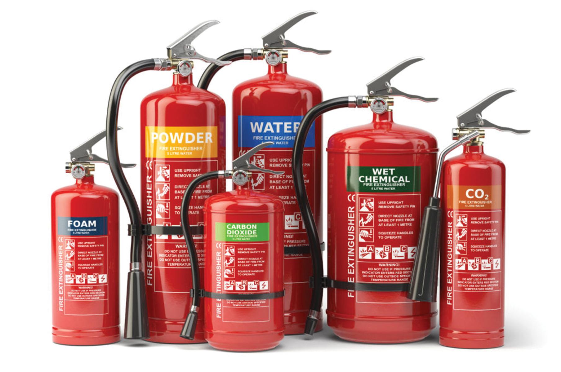 Fire Extinguisher in Bangladesh