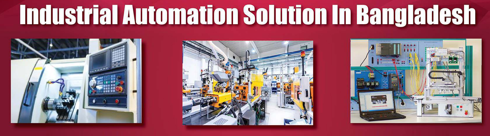 Industrial Automation System in Bangladesh