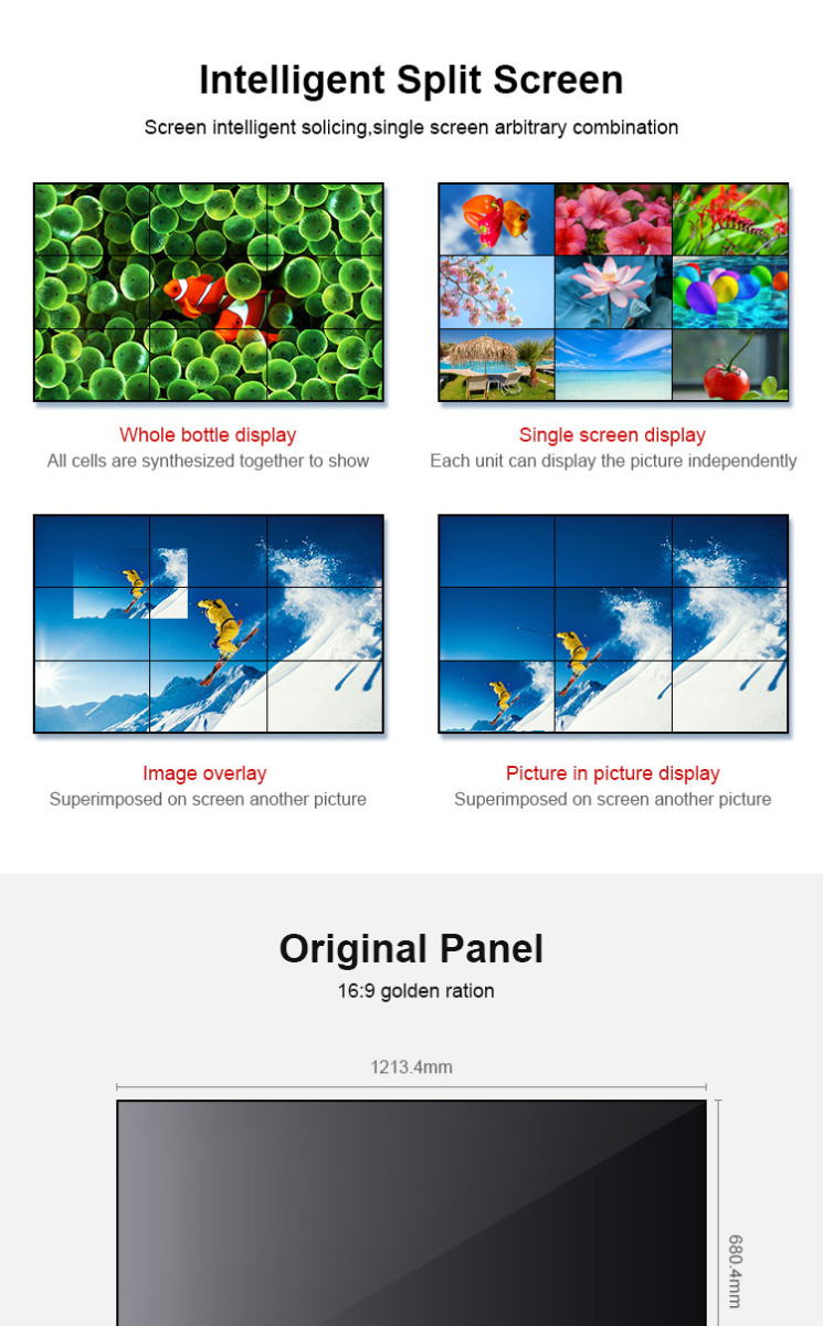 LCD,LED Video Wall & Display screen