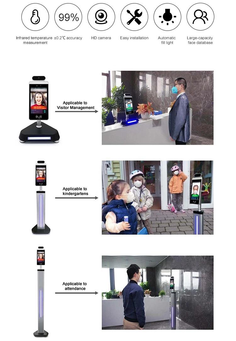Digital Handheld Infrared Thermal Imaging ICamera