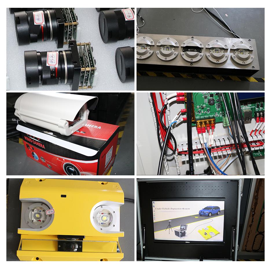 Under Vehicle Surveillance scanner bd