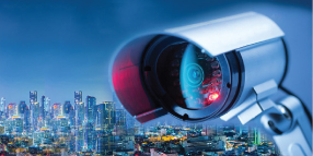 CCTV System security product