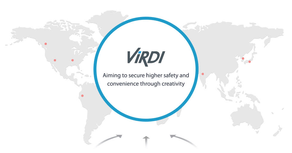 Virdi Biometric Time Attendance in Bangladesh