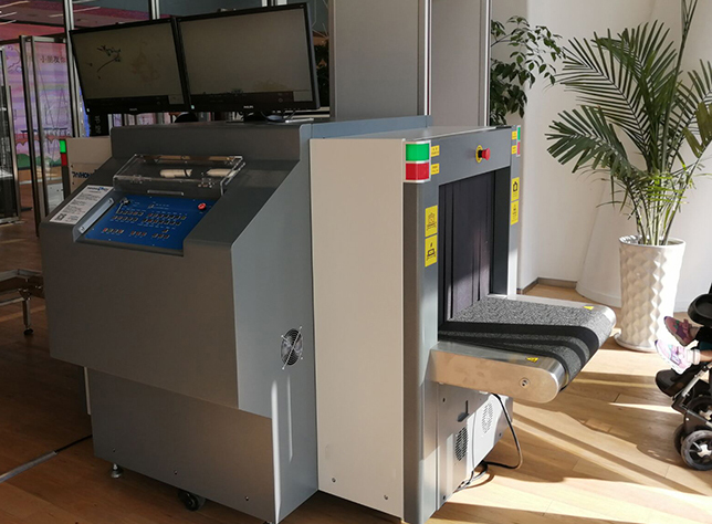 xray baggage scanner Device
